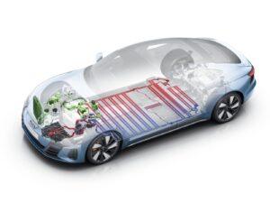 Castrol Kühlmittel auf Wasser-Glykol-Basis für E-Fahrzeuge